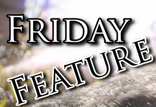 Friday Feature – RyanRobertson